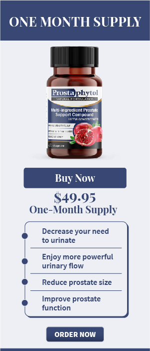 Prostaphytol One Month Supply