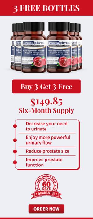 Six Month Supply Prostaphytol